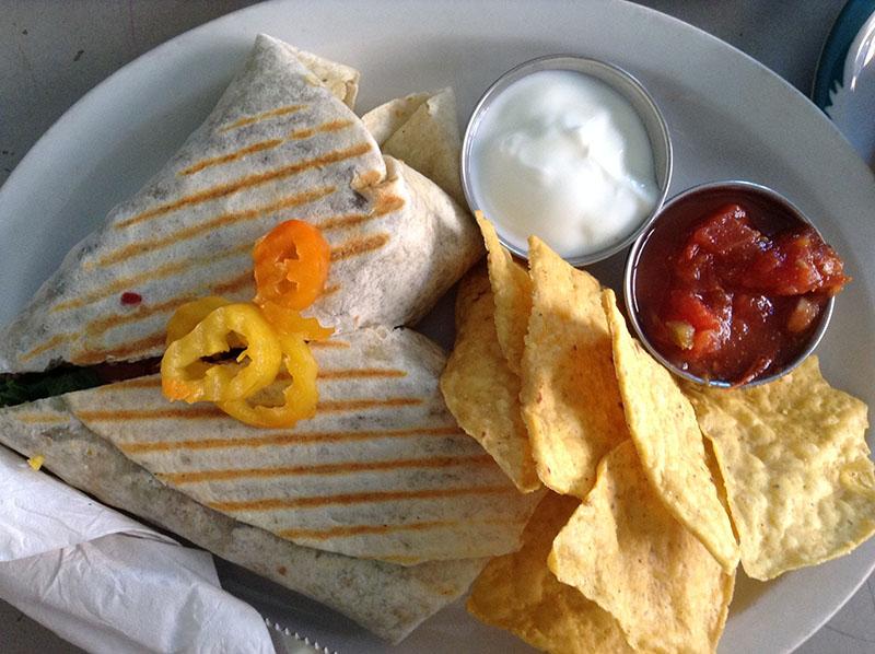 Le Cagibi - burrito