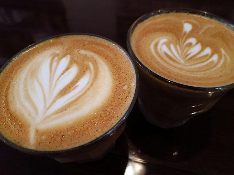 Café Odessa - lattés
