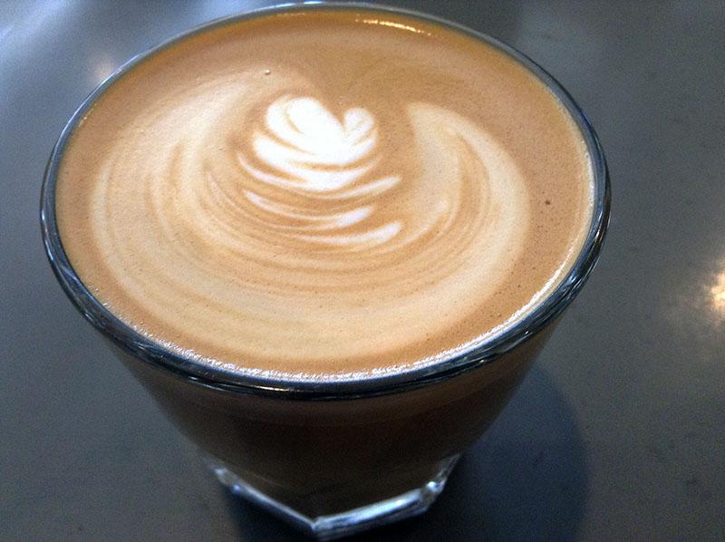 Café Replika - Latté