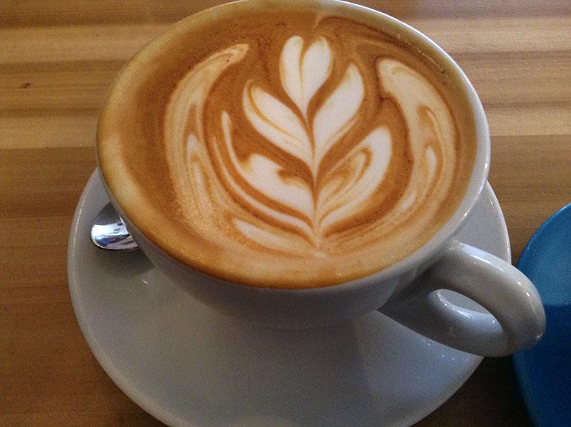 Arts Café - Latté