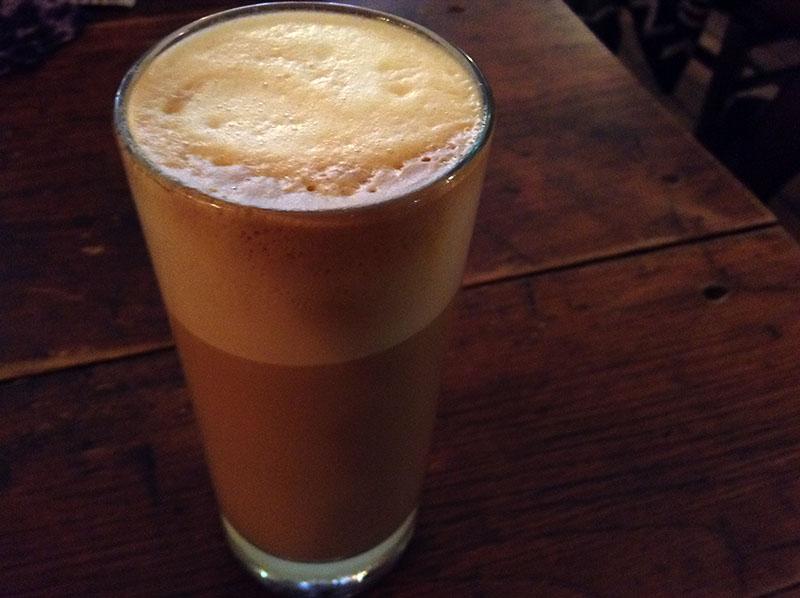 Dépanneur Café - Latté