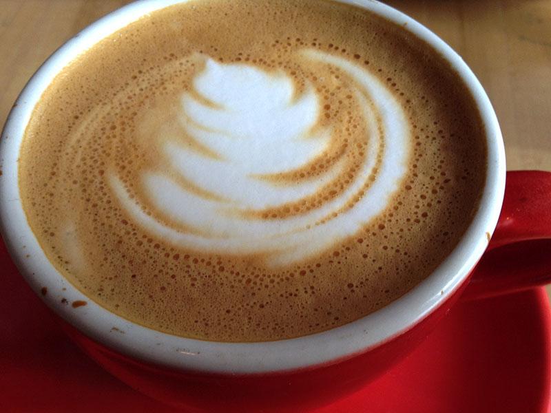 Café Fixe - Cappuccino