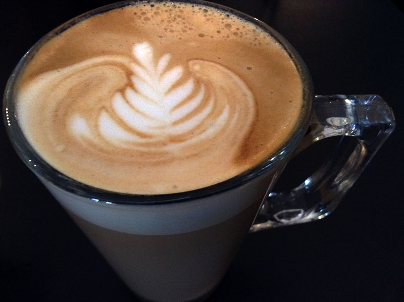 Café 1880 - Vicky