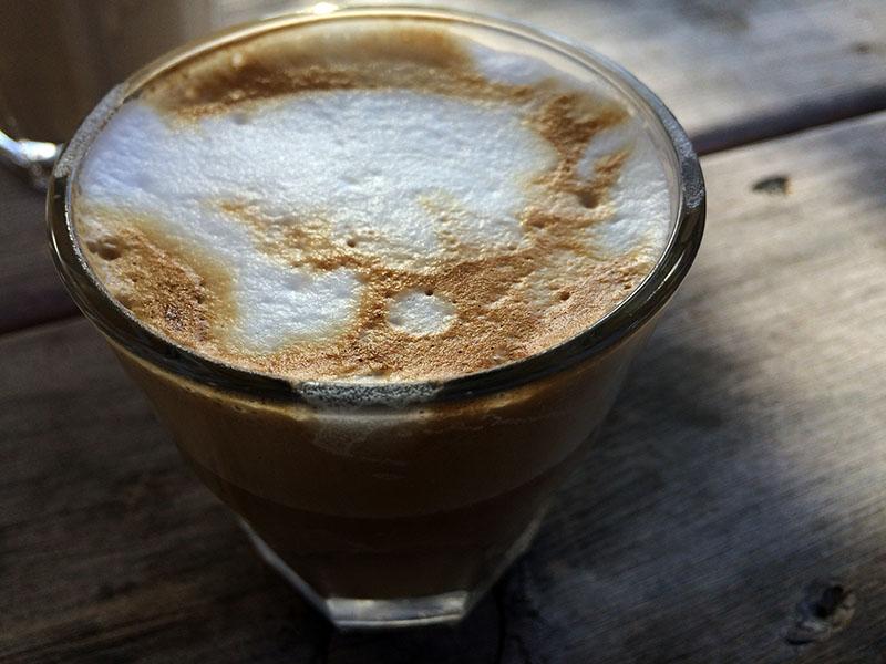 Cappuccino Oui Mais Non style