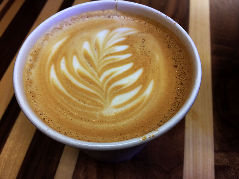 Smooth, sweet, and artsy—Tunnel Espresso Cappuccino